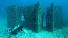 Estructuras Bajo el Mar que Nadie Puede Explicar