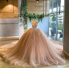 Pretty Quinceanera Dresses, Pretty Prom Dresses, Dream Wedding Dresses, Luxury Wedding Dress, Quince Dresses, Gala Dresses, Big Dresses, Ball Gowns Prom, Ball Gown Dresses