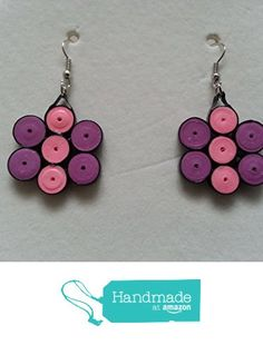 Little Circle Earrings from Tina's Jewelry Shop and More https://www.amazon.com/dp/B017O8LXTW/ref=hnd_sw_r_pi_dp_rIhYyb5Y7VBAE #handmadeatamazon