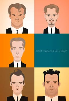 Reservoir Dogs  Stanley Chow,