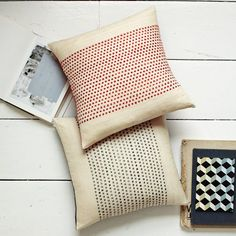 Dot Pillow Cover | west elm