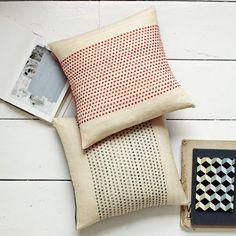 Dot Pillow Cover   west elm