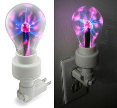 Plasma nightlight - WANT!!!!!!!