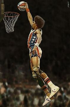 Matthew Campbell artwork Julius Erving New York Nets ABA Basketball for sale and offering more original artworks in Watercolor medium and Sports theme. Contemporary artist website Contemporary Printmaker, Artist from Flower Mound Texas United States. Basketball Tricks, Basketball Art, Basketball Pictures, Love And Basketball, Play Soccer, Basketball Players, Basketball Scoreboard, Basketball Jones, Louisville Basketball