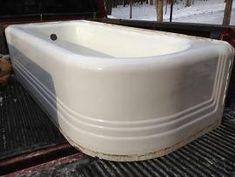 Uship Ship Household Goods Anywhere Vintage Left Corner A Bathtub