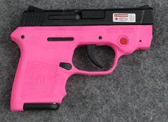 Smith & Wesson BodyGuard 380 Pink Madness Edition 380 ACP Pistol, Laser - Hyatt Gun Store
