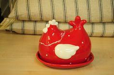 Chicken butter dish, £12.95.  Charlie6.