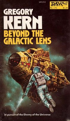 Beyond The Galactic Lens (1978) by Michael Whelan   Explore …   Flickr - Photo Sharing!