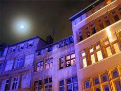 Vieux-Lyon, architecture renaissance, la nuit