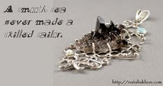 Jewelry Designer Blog. Jewelry by Natalia Khon: What is a crystal?