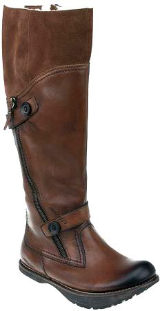 Kalso Earth® Shoe Prance Women's Boot (Almond Leather)