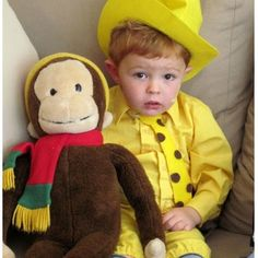 Great ideas to create book character costumes for Book Week 2013. Trying to figure out how to make Eli something like this. I'm thinking yellow dye, but not sure about the hat...