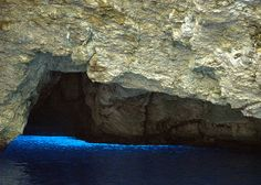 Saipan, The Grotto... More beautiful blue water