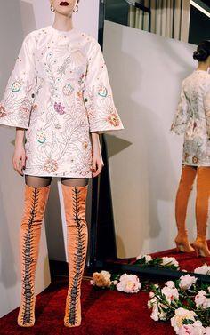Sandra Mansour Look 18 on Moda Operandi