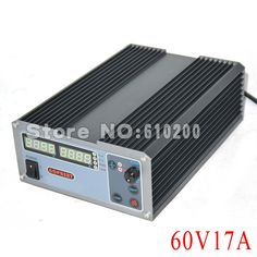 162.99$  Watch here - http://alie5y.worldwells.pw/go.php?t=32280034376 - New upgrade Compact Digital Adjustable DC Power Supply OVP/OCP/OTP MCU Active PFC 60V17A 170V-264V + EU + Cable 162.99$
