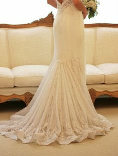 Another view of the dress I love by Wanda Borges