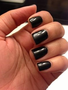 DIY Gel Nails in less than 30 minutes