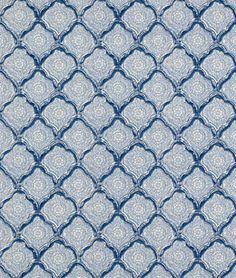 Shop Portfolio Sanganer Indigo Fabric at onlinefabricstore.net for $21.25/ Yard. Best Price & Service.