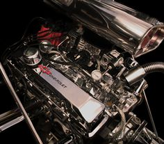 Beautiful Engine