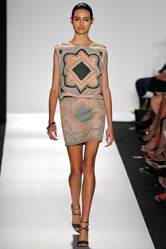 Dennis Basso womenswear, spring/summer 15, New York Fashion Week #fashion #runway #dennisbasso