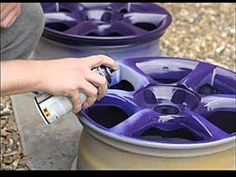 Acquire the Correct Instructions on How to Paint Rims the Right Way