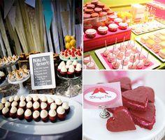 Mini Desserts - Heaton House Events - Dessert Table - Alternative Ideas