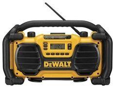 Dewalt Worksite Charger/Radio