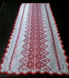 Discover thousands of images about Swedish Embroidery, Types Of Embroidery, Embroidery Stitches, Small Gifts For Friends, Swedish Weaving Patterns, Bargello Patterns, Monks Cloth, Christmas Flowers, Mug Rugs