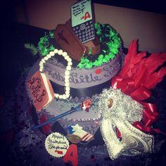 Pretty little liars birthday theme-- see the decore & more http://nicoll3szworld.blogspot.com/2012/12/hey-im-back-hoping-to-blog-often.html?m=1