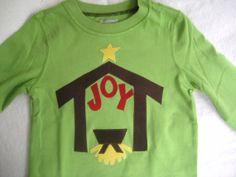 Christmas Nativity shirt