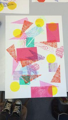 Screen Printing, Print Design, Prints, Cards, Screen Printing Press, Silk Screen Printing, Maps, Playing Cards, Screenprinting