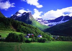Velledal, Norway from www.touristphoto.no