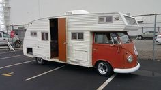 Volkswagen VW Combi mobile home