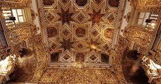 1708-1723 - Sao Francisco Church, Salvador, Brazil (Decoration, 1755).