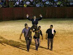 PeninsulaTaurina.com : Cuauhtémoc Ayala triunfa en Chichimilá