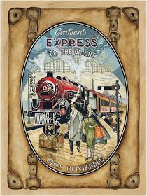 Vintage retro poster trains new ideas Vintage Prints, Retro Poster, Vintage Labels, Vintage Travel Posters, Vintage Ephemera, Vintage Cards, Vintage Paper, Vintage Postcards, Decoupage Vintage