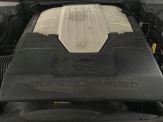 Range Rover Sport Supercharger LPG / Autogas Conversion