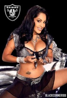 Oakland Raiders Hot Chicks   Raiders or Chargers?