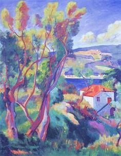 Henri Manguin (1874-1949) French Fauvist Artist ~ Blog of an Art Admirer