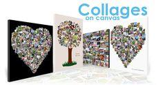 cc451cbd4bc Canvas Print Collage Ideas