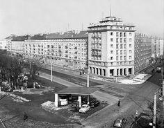 Račko asi 1957. Bratislava, Old City, Old Photos, Louvre, Street View, Building, Photography, Travel, Times