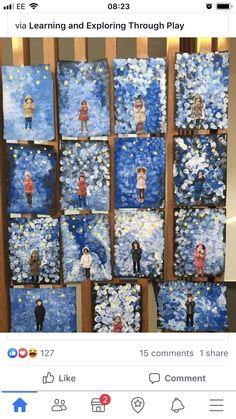 Preschool Christmas, Christmas Activities, Christmas Crafts For Kids, Xmas Crafts, Snowman Crafts, Christmas Art, Winter Christmas, Kindergarten Art, Preschool Crafts