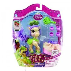 Disney Princess Palace Pets Primp & Pamper Ponies Bayou from Blip Toys