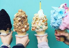 I scream, you scream, we all scream for ice cream! Sweet Jesus Opening New Location At Yonge And Eg