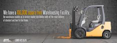 Forklift standing on industrial dirty concrete wall background Best Insulation, Insulation Materials, Hydraulic Fluid, Concrete Wall, Hard To Find, Jaguar, Projects To Try, Places To Visit, Wire