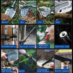 365 Ultimate Tactical Shovel – The365SurvivalStore