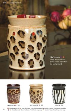 Scentsy - Fall/Winter Catalog - Available September 1st, 2013. Visit me Anytime @ www.kristinslove4scents.scentsy.us