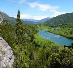 Reserva Nacional Futaleufú. Argentina