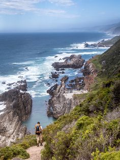 Hiking the Otter Trail - Western Cape, South Africa