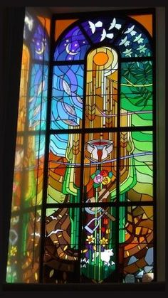 William Fettes Memorial | 'The Trinity Windows', Bellie Church, Fochabers, Moray, United Kingdom